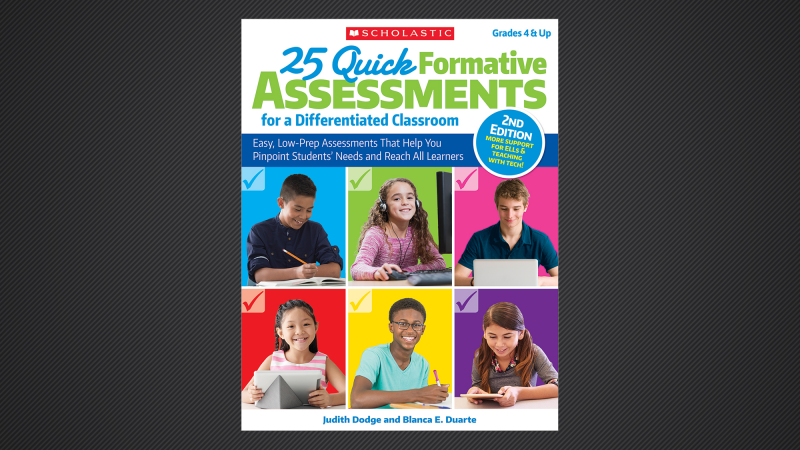3 Quick Ways To Capture And Analyze Learners Thinking Enter For A Chance Win Copy Of The Book