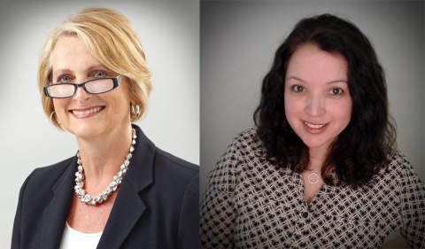 Judith Dodge and Blanca Duarte's picture