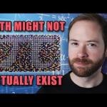 Embedded thumbnail for Video: Does math actually exist?